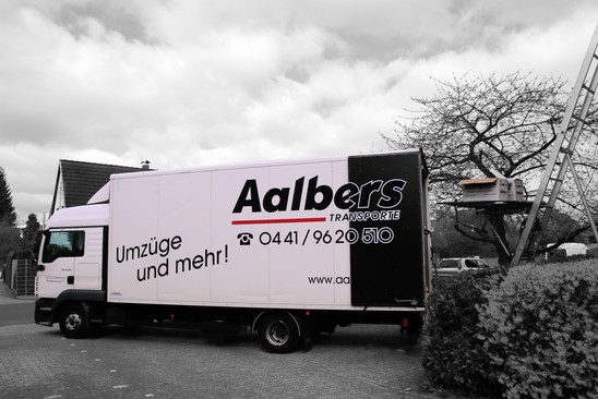 Aalbers Transporte Oldenburg